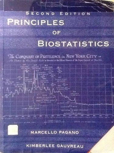 9788131502112: Principles of Biostatistics with CD
