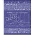 Principles of Biostatistics with CD: Pagano Marcello