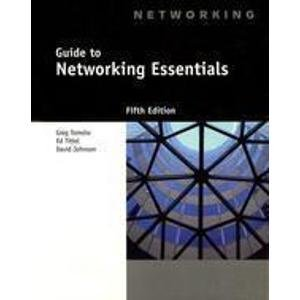 9788131502136: Guide to Networking Essentials with CD [Paperback] [Jan 01, 2006] Greg Tomsho
