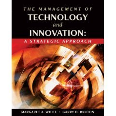 9788131502433: The Management of Technology & Innovation : A Strategic Approach