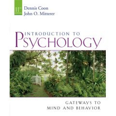 9788131502853: INTRODUCTION TO PSYCHOLOGY