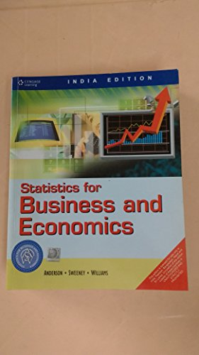 9788131502884: Statistics for Business and Economics