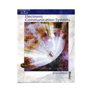 9788131503072: Electronic Communication Systems