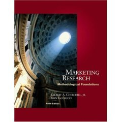 9788131503096: Marketing Research : Methodological Foundations