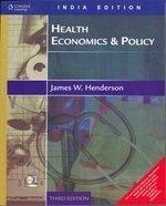9788131503157: Health Economics and Policy