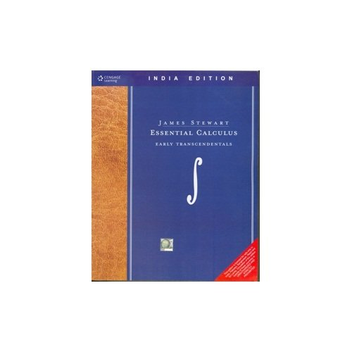 9788131503454: Essential Calculus: Early Transcendentals