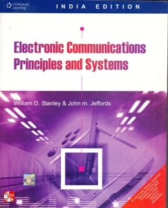 9788131503546: Electronic Communications: Principles & Systems with CD