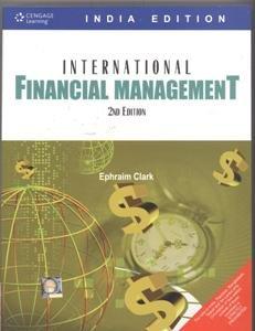 International Financial Management (Second Edition): Ephriam Clark