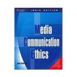 9788131505946: MEDIA COMMUNICATION ETHICS