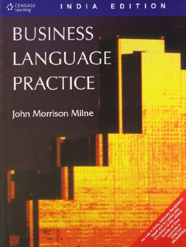 Business Language Practice: John Morrison Milne