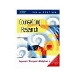 Counseling Research: Paul P. Heppner