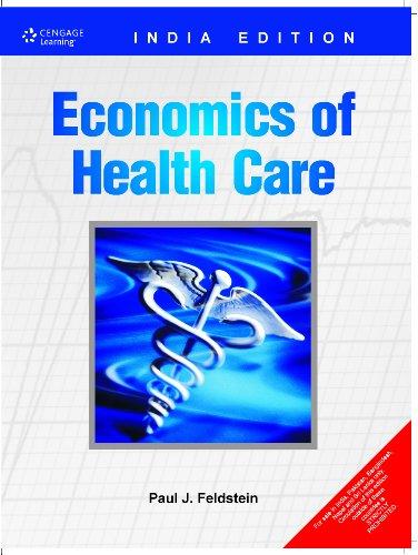 9788131508251: Economics Of Health Care,1Ed