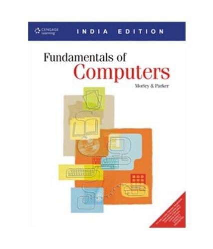 9788131509234: Fundamental of Computers