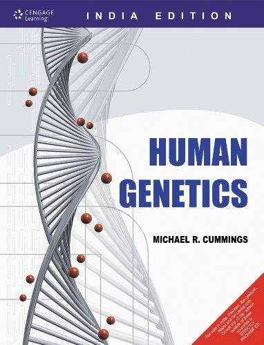 Human Genetics (India Edition): Michael Cummings