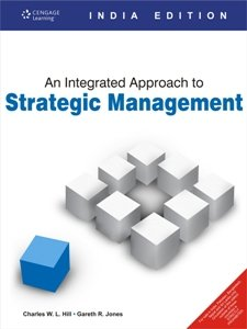 9788131509586: An Integrated Approach to Strategic Management