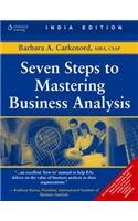 9788131509920: Seven Steps to Mastering Business Analysis