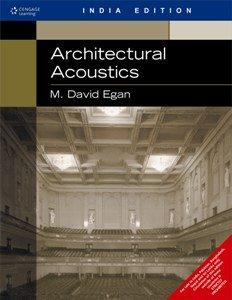 9788131510001: Architectural Acoustics