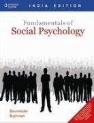 9788131511213: Fundamentals of Social Psychology