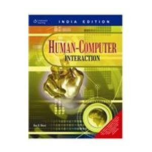 Human-Computer Interaction: Dan Olsen