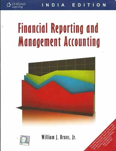 9788131512333: Financial Reporting And Management Accounting,1Ed
