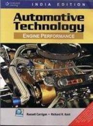 Automotive Technology:Engine Performance: Carrigan R. A.
