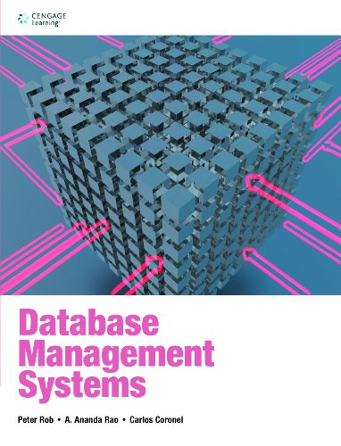 Database Management Systems (for JNTU): A. Ananda Rao,Peter Robb,Carlos Coronel