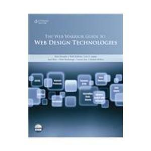 The Web Warrior Guide to Web Design Technologies (for BPUT): Joel Sklar