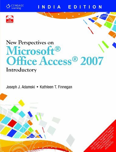9788131515716: New Perspectives on Microsoft Office 2007 Introductory with CD
