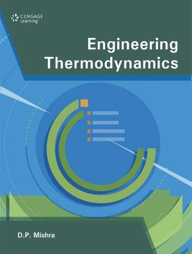 Engineering Thermodynamics: Dr D.P. Mishra