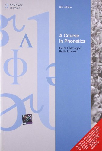 9788131516591: A Course in Phonetics