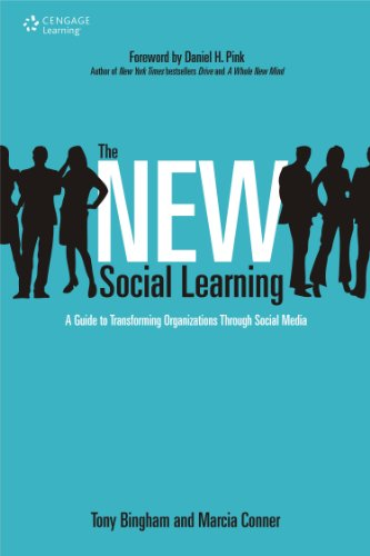 The New Social Learning: Marcia Conner,Tony Bingham