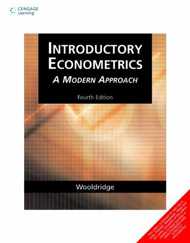 9788131516737: Introductory Econometrics a Modern Approach
