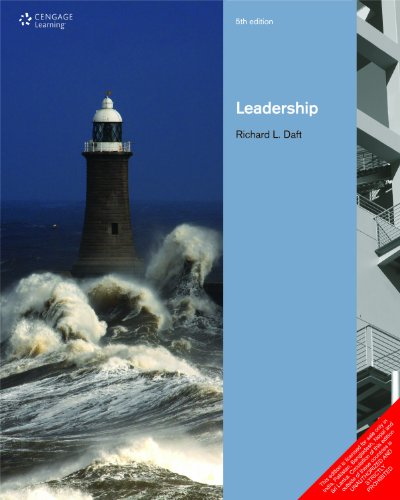Leadership (Fifth Edition): Richard L. Daft