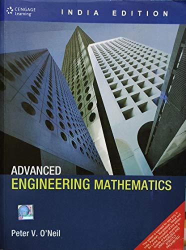 Advanced Engineering Mathematics, 7th Edn: Oneil,P.V.