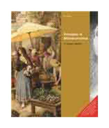 Principles of Microeconomics (9788131518205) by Mankiw