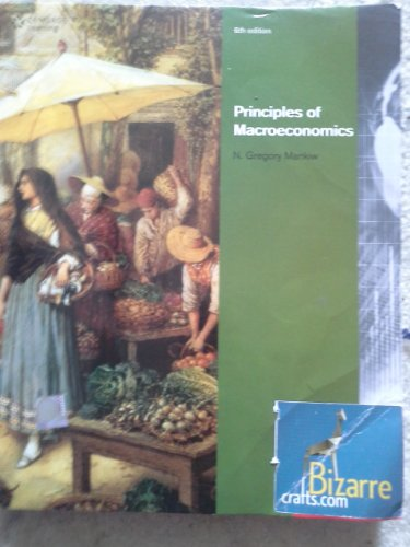 Principles of Macroeconomics: Mankiw