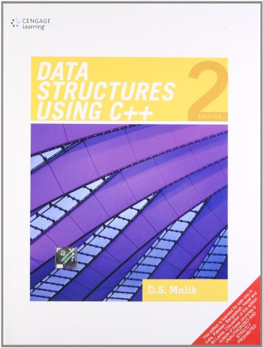 Data Structures Using C++, 2nd Edn: Malik D.S.