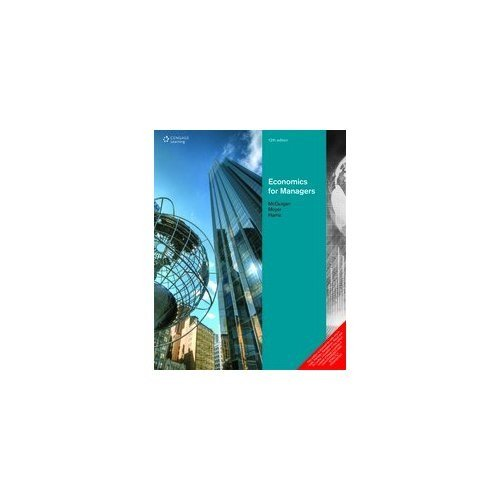 9788131518274: Economics for Managers 12th Edition