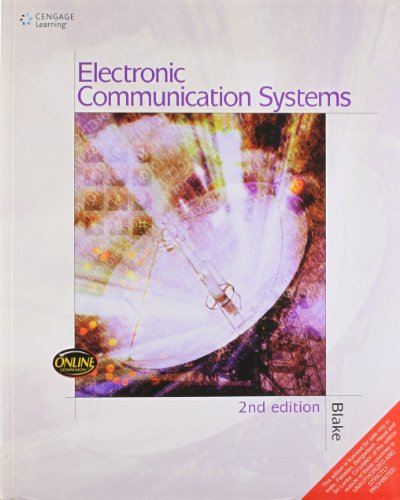 Electronic Communication Systems: Roy Blake