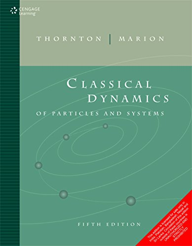 9788131518472: Classical Dynamics of Particles and Systems