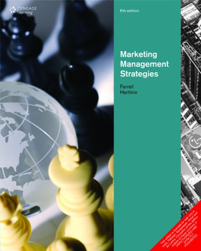 Marketing Management Strategies (Fifth Edition): Ferrell,Michael Hartline