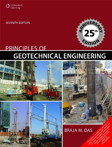 9788131518793: Principles of Geotechnical Engineering (EDN 7) by Braja M. Das