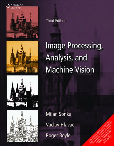 9788131518830: Image Processing, Analysis, and Machine Vision
