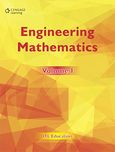 Engineering Mathematics, Volume 1: Cengage Learning India