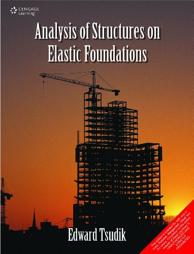 9788131518953: Analysis of Structures on Elastic Foundations