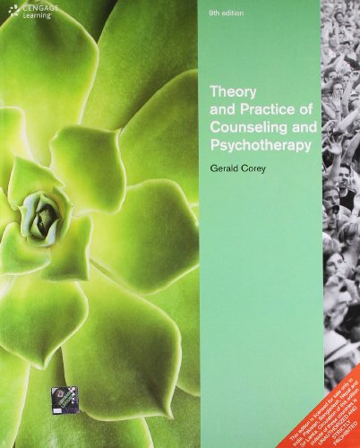 9788131518984: Theory and Practice of Counseling and Psychotherapy