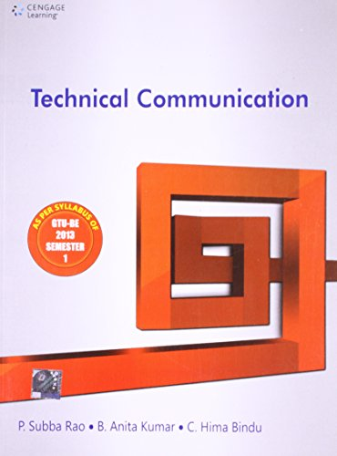 Technical Communication: Subba P. Rao