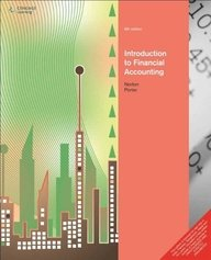 Introduction To Financial Accounting: Porter / Norton