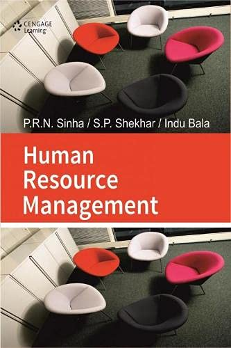 Human Resource Management: P. R. N.