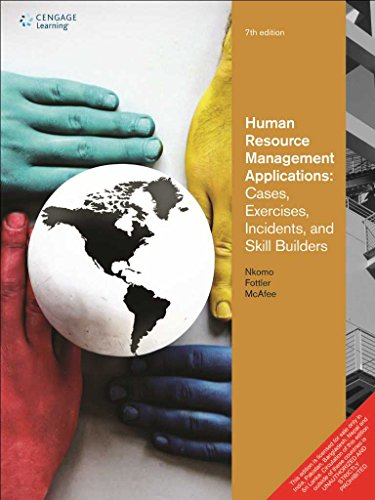 9788131520963: Human Resource Management Applications
